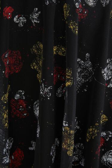 Robe évasée courte - Mickey Mouse | Desigual