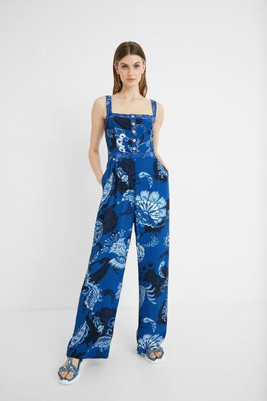 Combinaison pantalon Paisley | Desigual