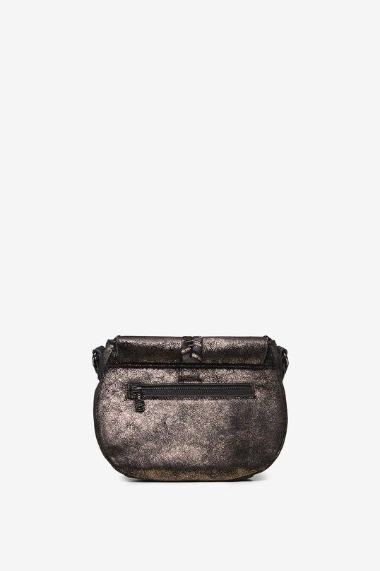 Crescent bag fringe | Desigual