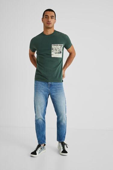 Patch T-Shirt   Desigual