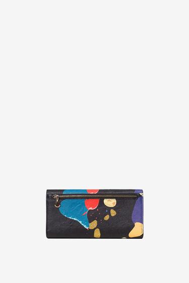 Arty reversible coin purse | Desigual