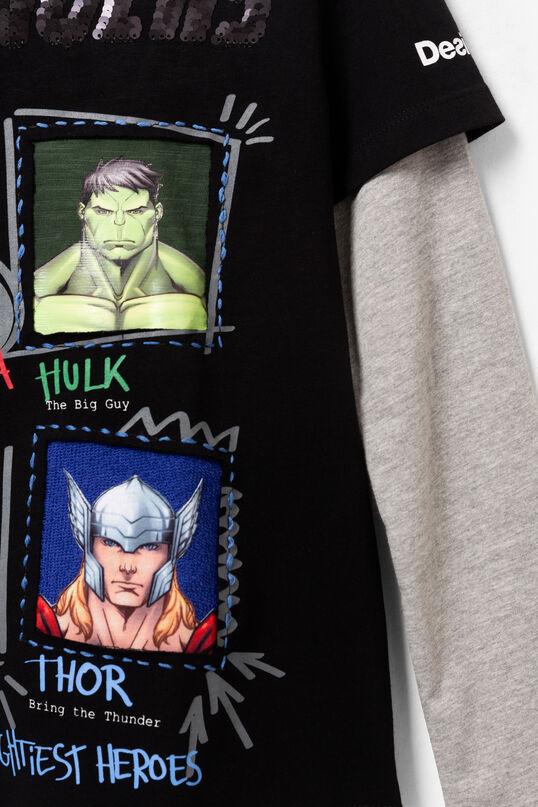 Samarreta Avengers lluentons reversibles   Desigual