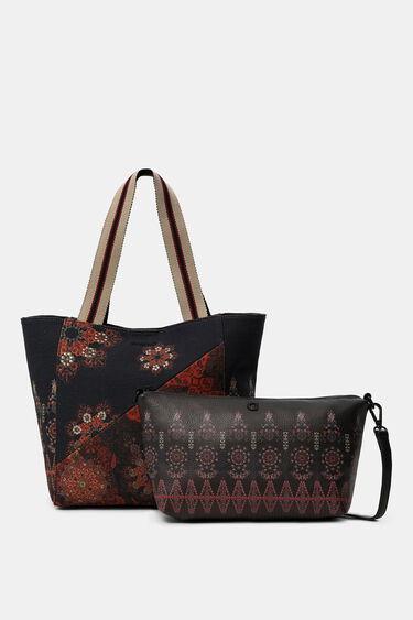Shopping bag Indonesian | Desigual