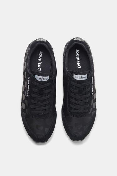 Running sneaker monogram | Desigual
