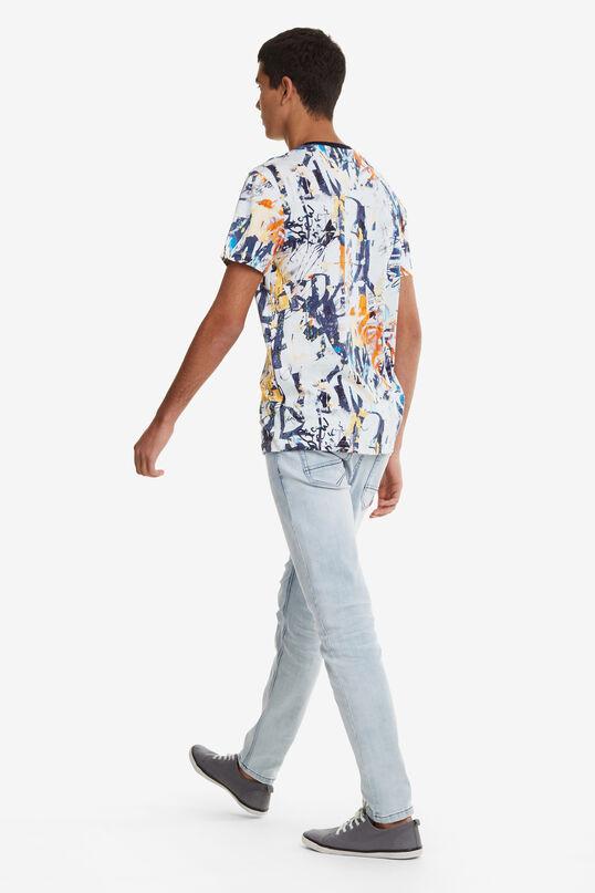 Abstraktes Shirt Arnau | Desigual