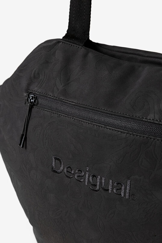 Hexagonal sport bag | Desigual
