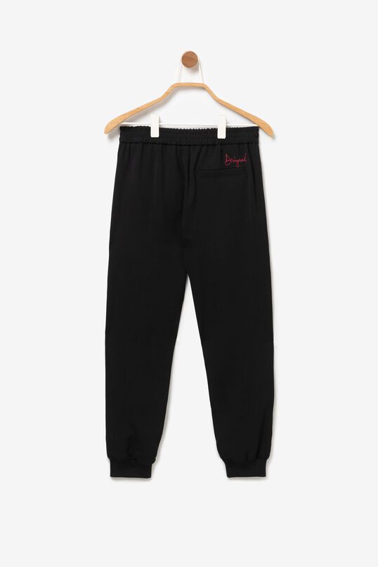 Pantalons de xandall amb puny als turmells | Desigual