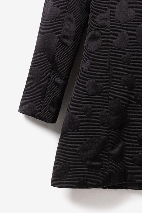 Abrigo joya cuello mao | Desigual