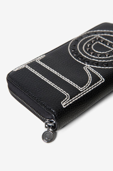 Large coin wallet LOVE | Desigual