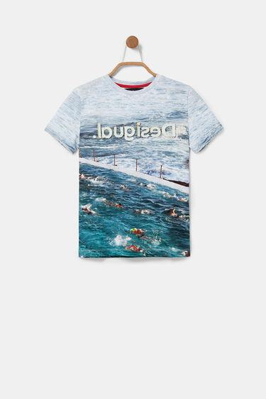T-shirt piscine | Desigual
