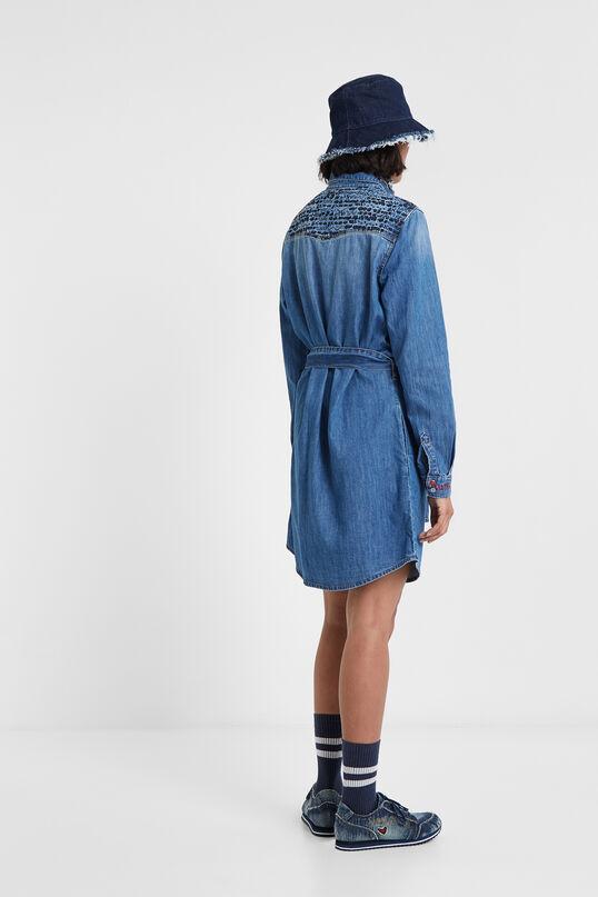 Vestit camiser denim | Desigual