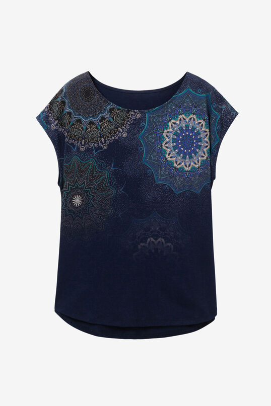 T-shirt mandalas galactiques | Desigual