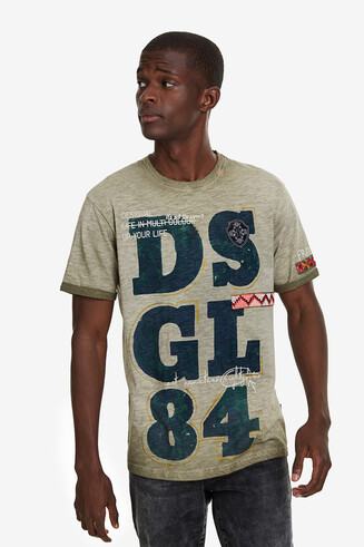 100% cotton DSGL84 T-shirt