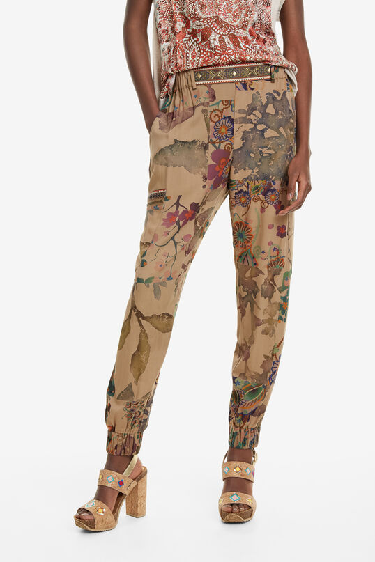 Military Trousers Claris | Desigual