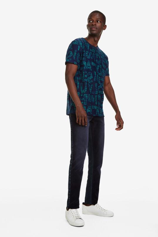 Slim logomaniac T-shirt | Desigual