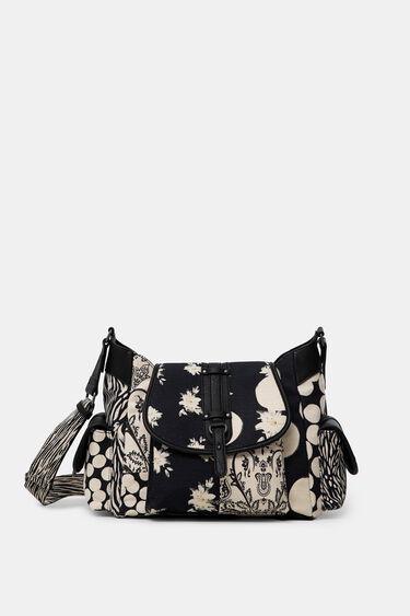 Bag flap side pockets   Desigual
