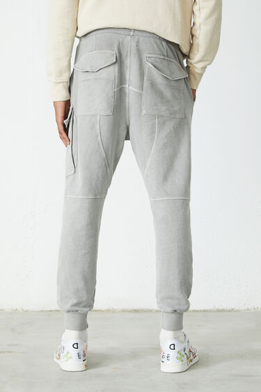 Cargo jogging trousers | Desigual