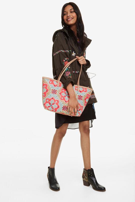 Shopper boho Mary Jackson Capri | Desigual