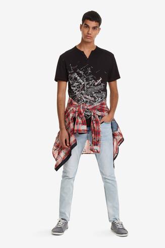 Camiseta logomanía Ralf