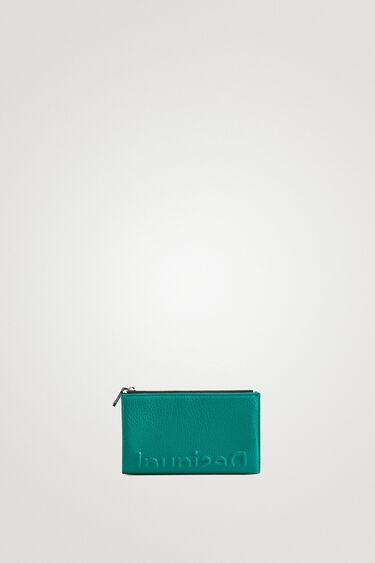 Long coin purse logo | Desigual