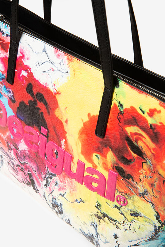 Arty shopping bag | Desigual