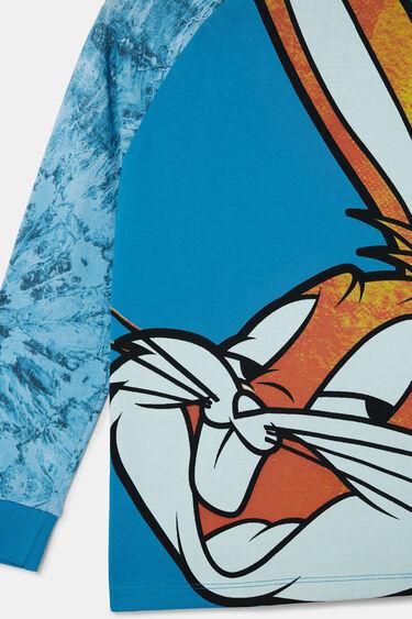 T-shirt coton illustration Bugs Bunny | Desigual