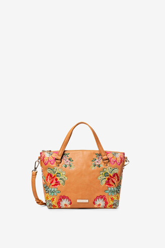 Tasche mit Blumen Gela