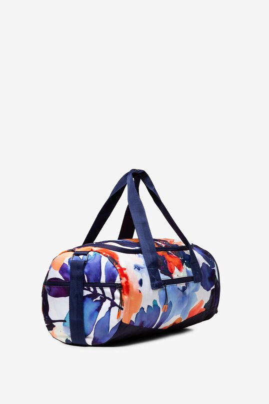 Cylinder Gym Bag Camo Flower | Desigual