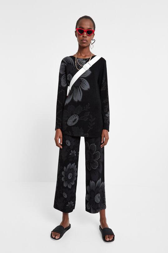 Pullover boho cinturó | Desigual