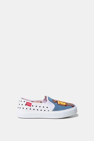 Slip-on-Sneakers Victoria