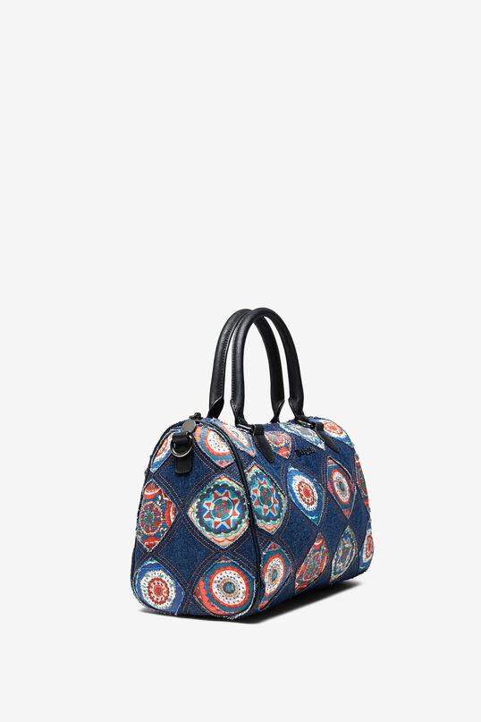 Circular friezes bowling bag | Desigual