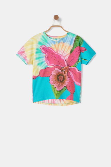 T-shirt side openings | Desigual