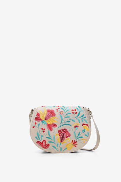 Sling bag floral print