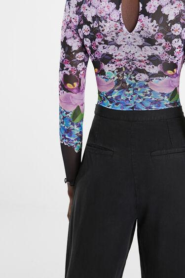Long trousers comfort high | Desigual