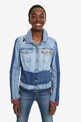 785655b5507 Women's Jackets and Coats | Desigual.com