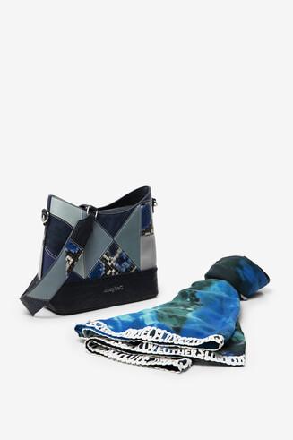 Bag and foulard set