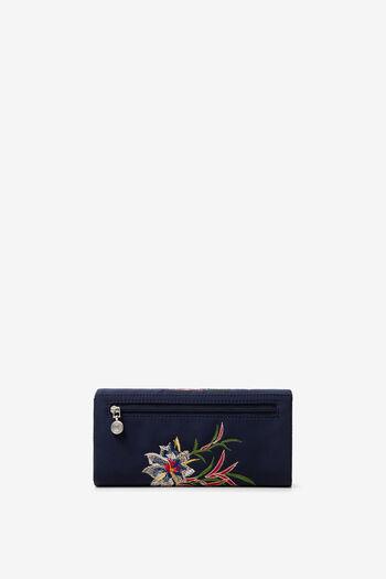 Portemonnaie mit hawaiianischen Blumen | Desigual
