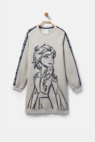 """Frozen 2"" sweater dress"