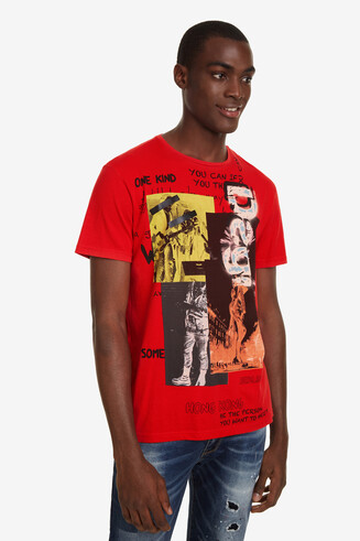 4c8e4f6625 Men's T-Shirts and Polos | Desigual.com