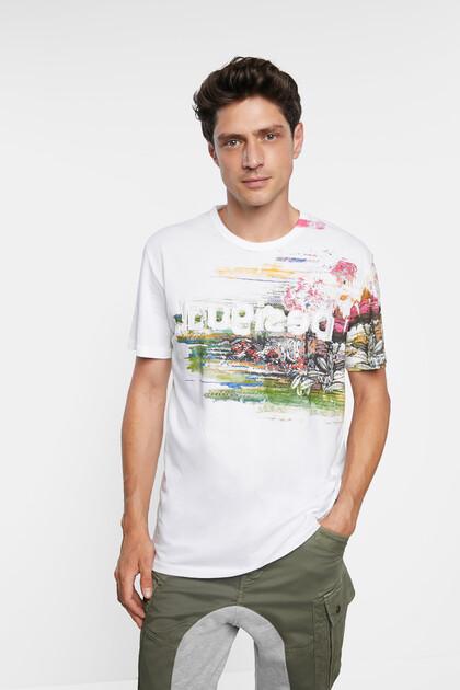 Arty T-shirt 100% cotton