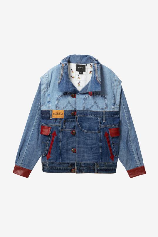 Iconic Jacket Ànec Donald | Desigual