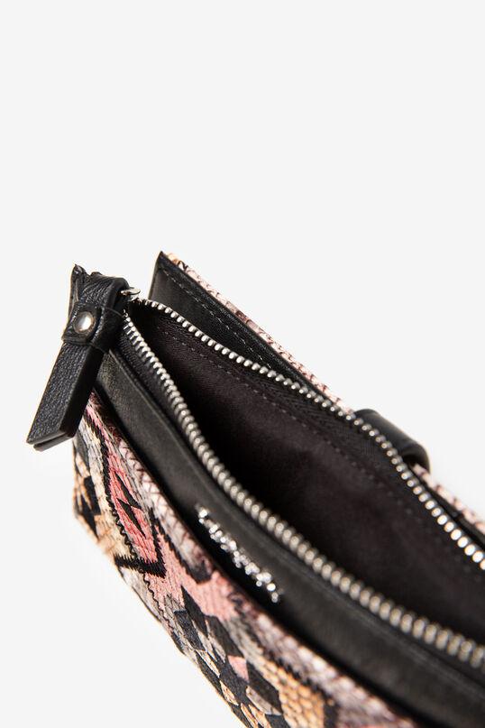 Rectangular coin purse reptile | Desigual