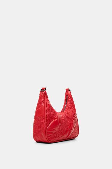 Padded half-moon bag | Desigual