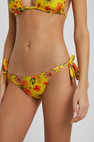 Petite culotte de bikini réversible