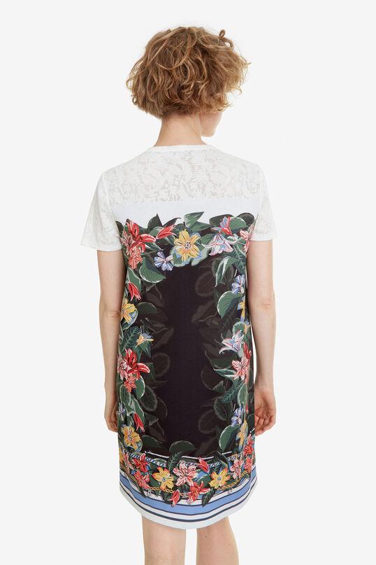 Short floral dress Natalie | Desigual