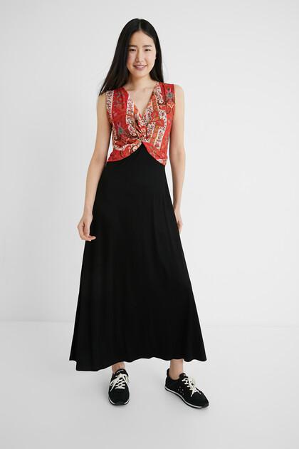 Ethnic long dress