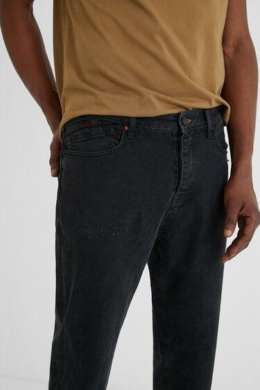 Straight jeans dark | Desigual