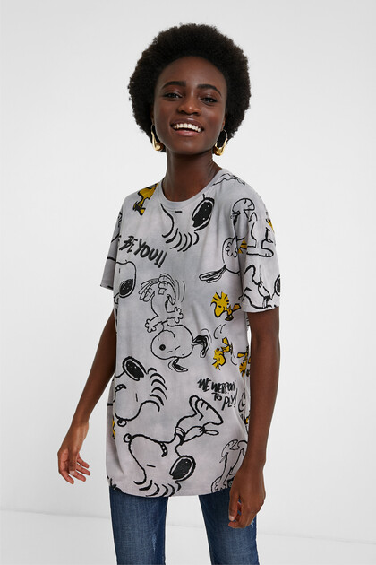 Oversize Snoopy T-shIrt
