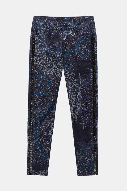 Pantalons skinny galàctics | Desigual