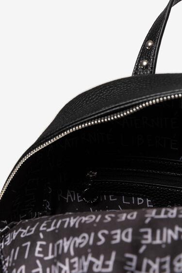Embossed mandala backpack | Desigual